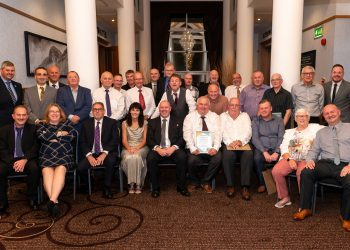 The Stagecoach Long Service Awards at the Low Wood Hotel, Windermere. Friday 24th September 2021.