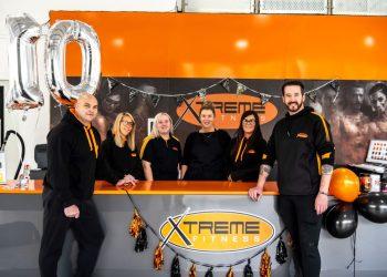 Xtreme Fitness celebrates 10th birthday