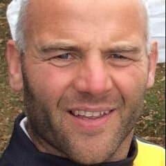 Cockermouth coach Chris Wright