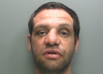 Graeme Thompson, 37, of Buchanan Road, Carlisle